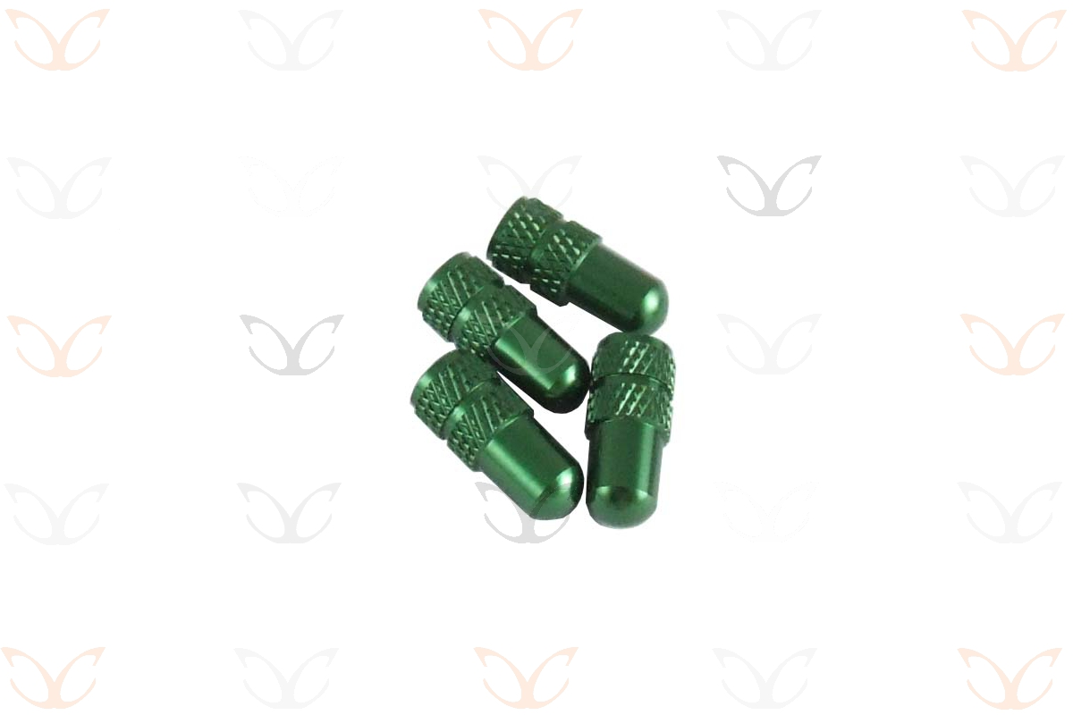 4-Pieces-of-eXotic-Anodized-Alloy-Presta-Valve-Caps-in-a-Choice-of-10-Colours