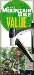 What Mountain Bike Award Winning Frame Advert